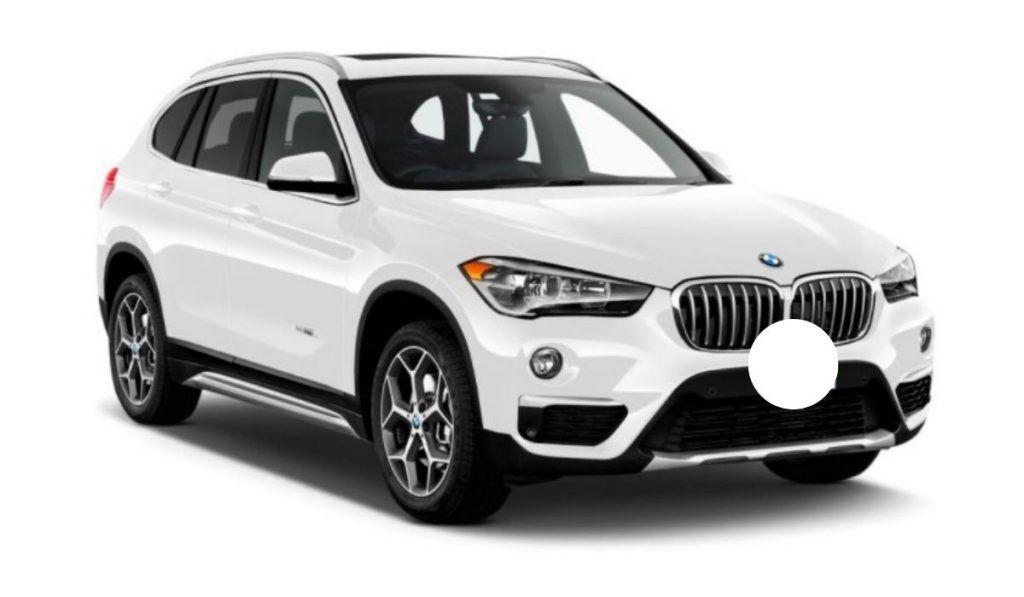 Renting todoterreno SUV BMW X1