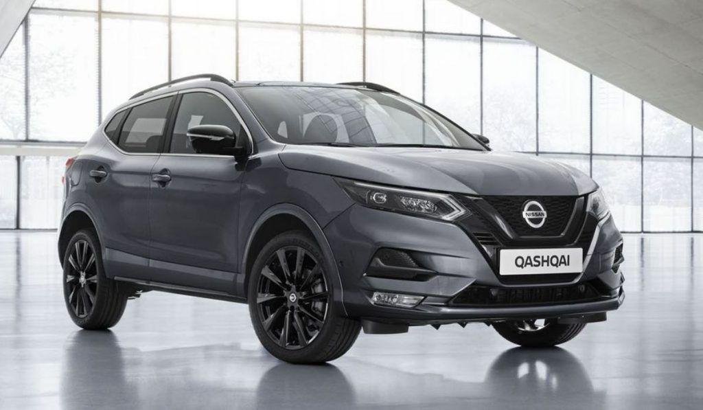 Renting más barato Nissan Qashqai