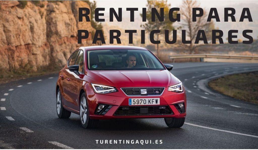 Renting para particulares