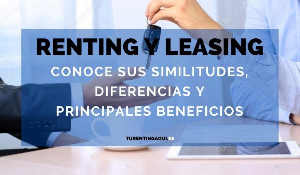 Renting y leasing