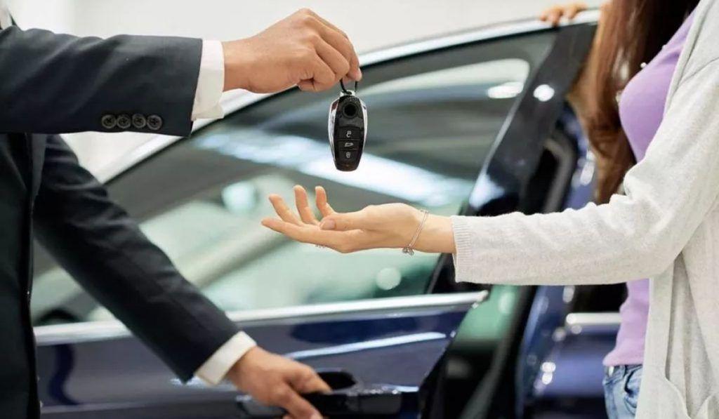 Aval para solicitar un coche renting