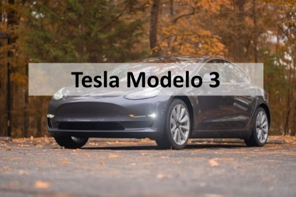 tesla modelo 3 electrico